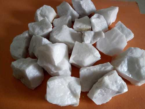 Milky White Cobble