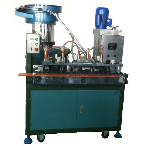 Full Automatic Crimping Machine in   #201 Guangan Road