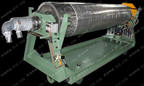 Vacuum Embossing Machine
