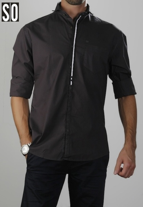So Design Casual Shirt in  H. Siddiah Road