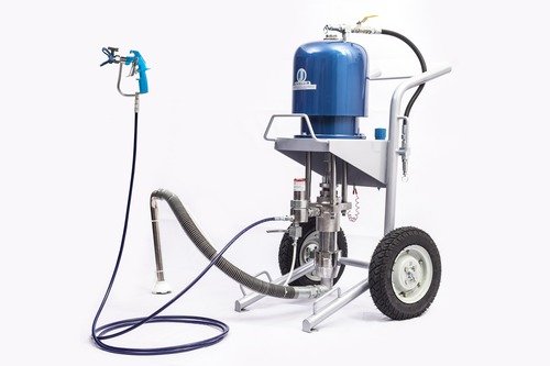 industrial airless spray painting equipment in pcntda