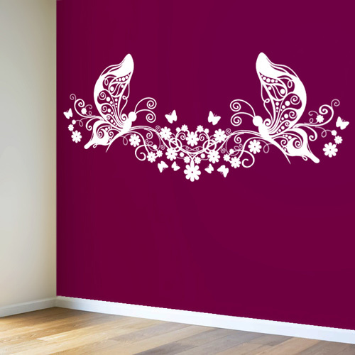 Wall Decals In Lbs MargVikhroli W Mumbai Manufacturer - Wall decals india