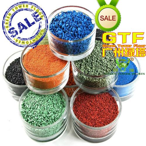 Artificial Turf Infill EPDM Rubber Granules