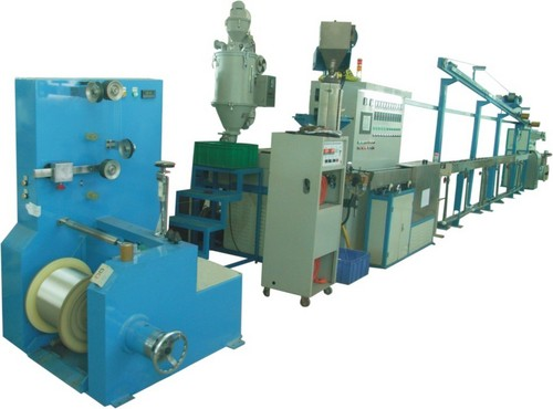 Delighted Wire Sheathing Machines Photos - Electrical Circuit ...