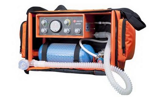 Emergency Portable Ventilator