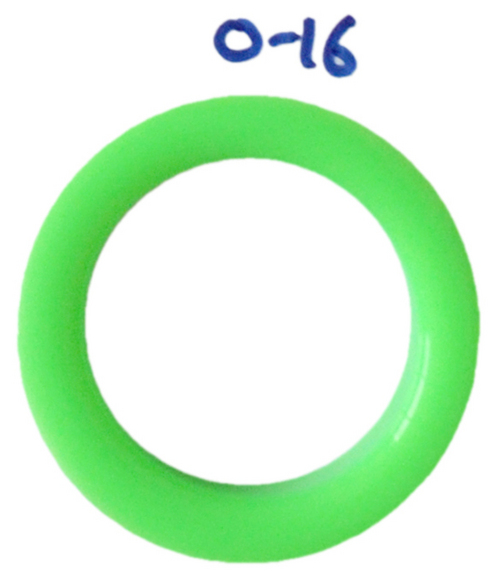 Plastic Eyelet Rings 016 In Vasai Maharashtra Vikas Products
