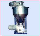 Loss In Weight Feeder (Feeder With Vertical Agitator)