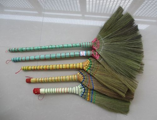 Sorghum Grass Broom