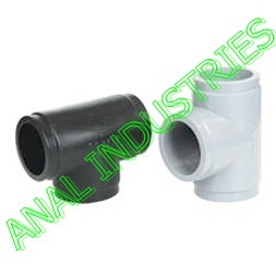 Hdpe And Pp Tee
