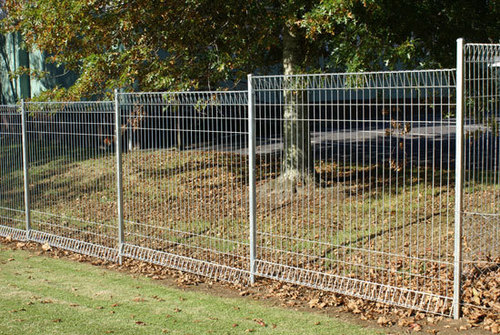 Anti climb security roll top fence in hengshui hebei