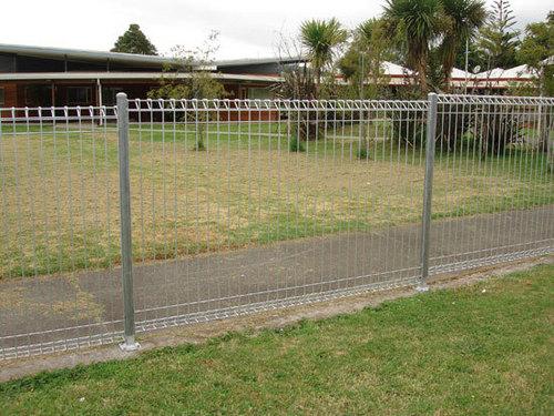 Garden roll top wire mesh fencing in anping hengshui