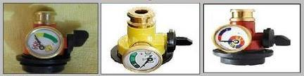 LPG Gas Cylinder Safety Device