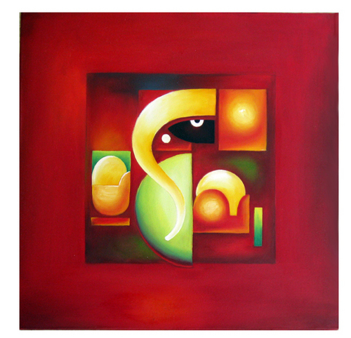 oil paintings on canvas in satellite ahmedabad   exporter