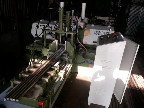 Double Column Type Bandsaw Machine