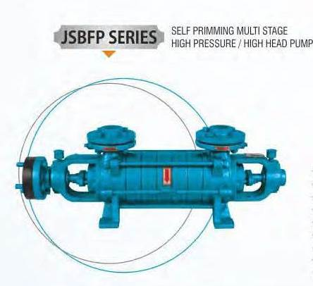Self Priming Boiler Feed Pump