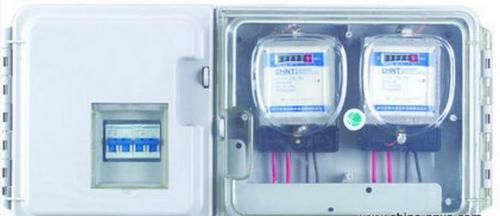 Electric Meter Technology : Plastic transparent electric meter box in wenzhou