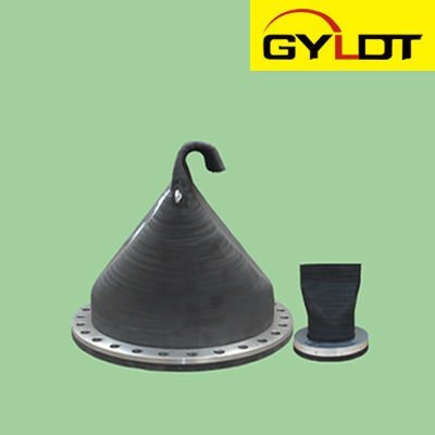 JGD Double Arch Spool Rubber Expansion Joint