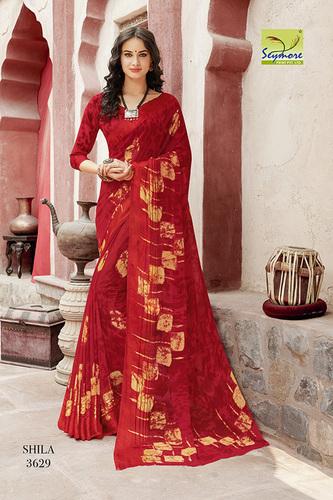 Female Designer Sarees