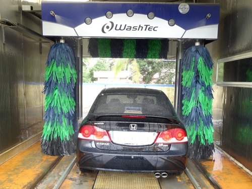 Softwash Automatic Car Wash Systems In Dist Thiruvananthapuram
