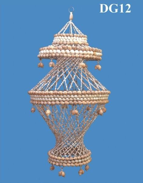 Shell lamp shade in rameswaram tamil nadu kalam seashell mart shell lamp shade in muslim street mozeypictures Images
