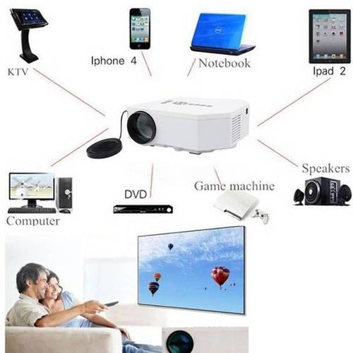 Usb Mini Projector