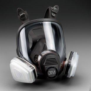 3m 6000 Series ( Full Facepiece Respirators)