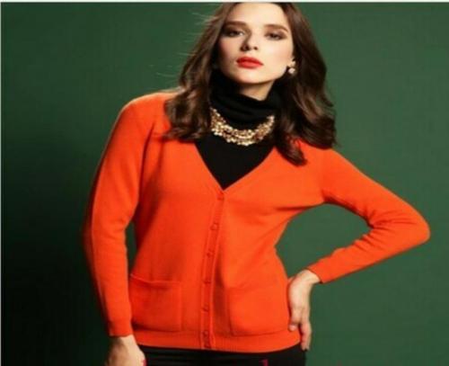 Lady Cardigan Cashmere Sweater
