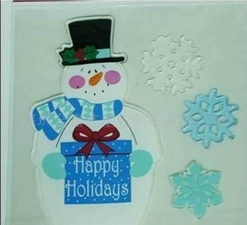 Snowflake Window Sticker