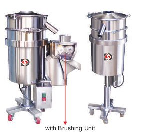 Pharmaceutical Deduster And Deburring Machine