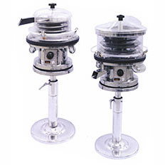 HL-209 Vibrated Rotary Sifter