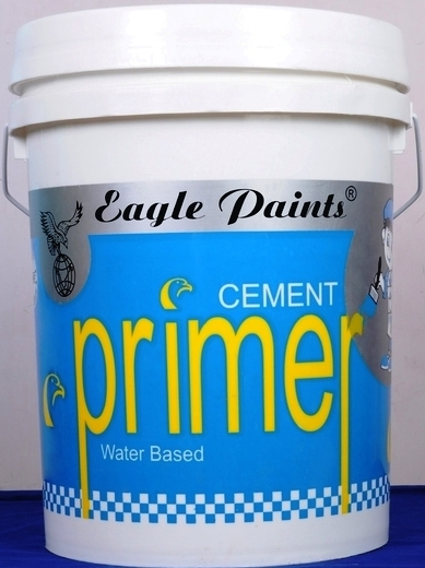 Cement Primer Water Based