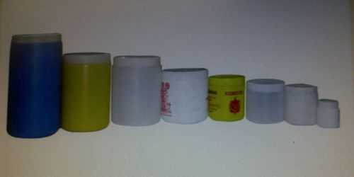 Blow Moulded Plastic Containers
