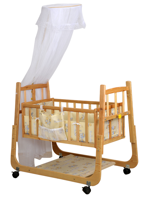 Cozy Baby Cradle (MM-699) in  Santacruz (E)