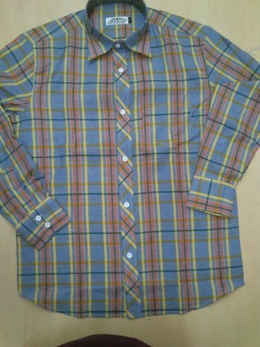 Gents Full Shirt in   Madhav Nagar