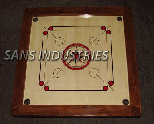 Carrom Board Natural Classic