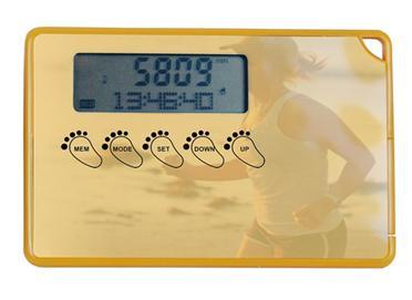 Professional 3D Pedometer Step Counter