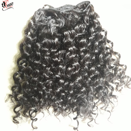 Indian Virgin Human Hair Weft