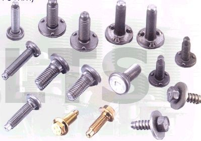 Weld Bolts in  37-Sector