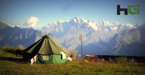 Canvas Kitchen Tent in Chirag Delhi & Canvas Kitchen Tent in New Delhi Delhi - HIMALAYAN GEAR