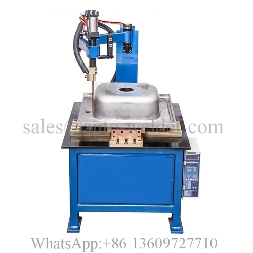 Position Fixing Spot Welding Machine
