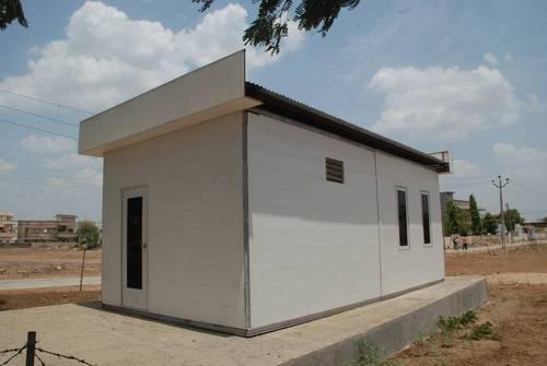 Customized Pvc Prefab House
