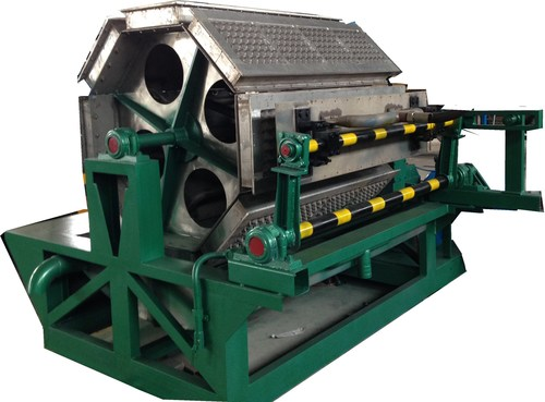 Rotary Type Automatic Egg Tray Machine