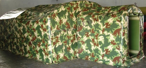 Inflatable Military Shelter in  Tathawade