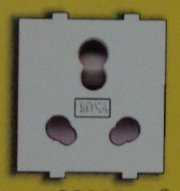 20 And 10a Twin Socket