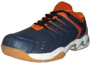 Port Quantum-NBluSpark Badminton Shoes