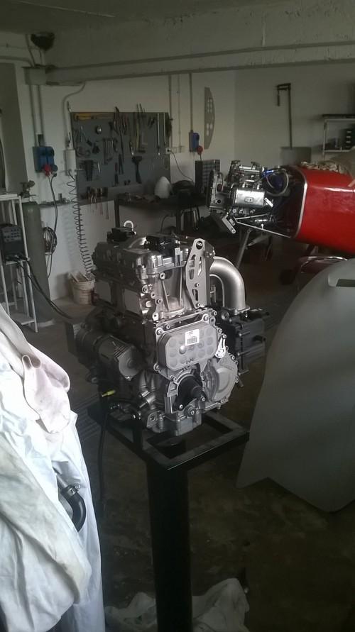 Ase 850tc 4 Stroke Gasoline Engine