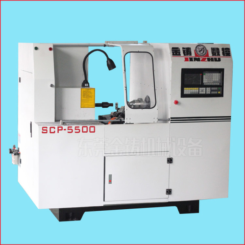 spin forming machine