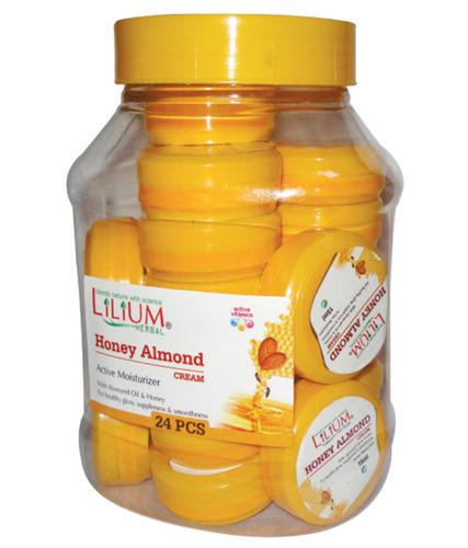 Honey Almond Cream