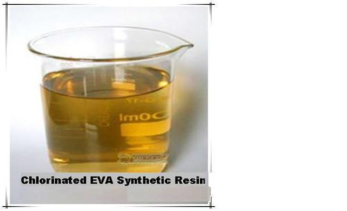 Chlorinated Ethylene Vinyl Acetate Synthetic Resins In New