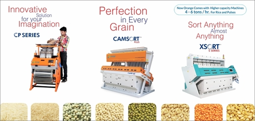Multi Grain Sorting Machine